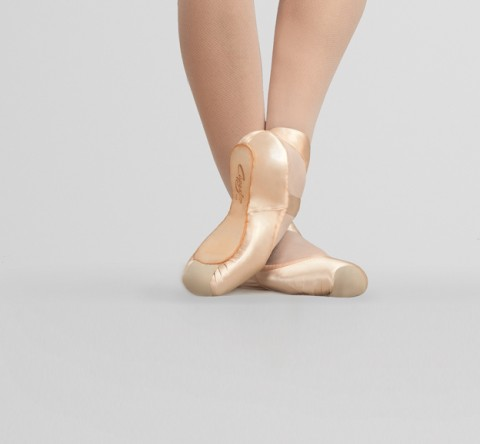 Capezio SC1 Suede Pointe Covers